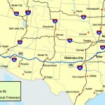 Maps Of Route 66: Plan Your Road Trip   Printable Route 66 Map