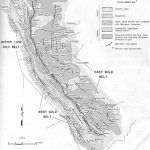 Maps Of The Mother Lode Area Within California: | Resources | Gold   Gold Prospecting Maps California