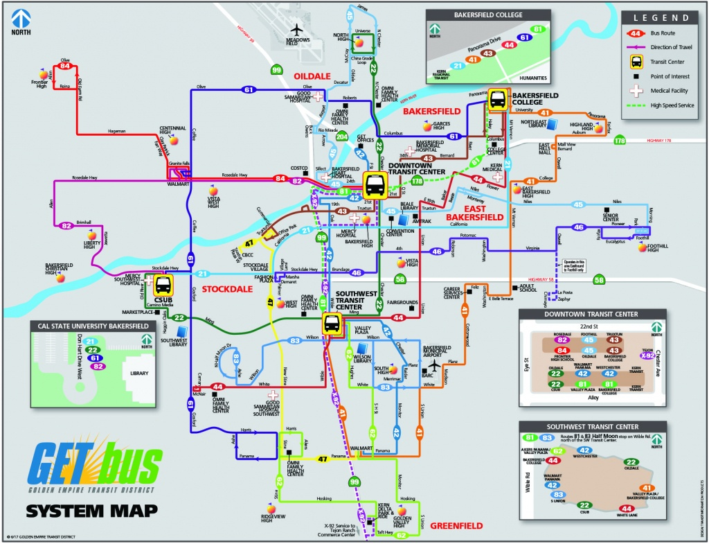 Maps & Timetables - Golden Empire Transit District - Greyhound Route Map California