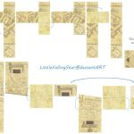 Marauders Map Template – Dltemplates   Marauders Map Template Printable