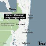 Marjory Stoneman Douglas High School Shooting In Florida: What We   Parkland Florida Map