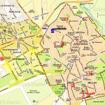 Marrakech Maps   Top Tourist Attractions   Free, Printable City   Marrakech Tourist Map Printable