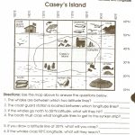 Math : Map Reading Worksheets Map Reading Worksheets High School   Printable Map Skills Worksheets