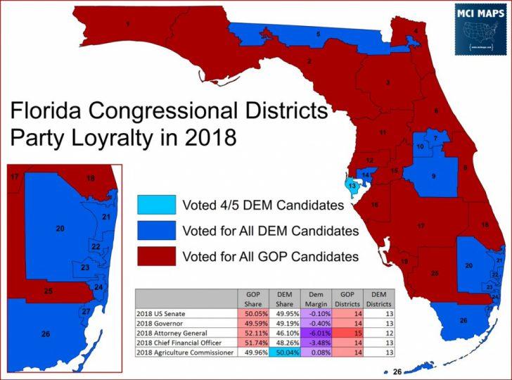 District 27 Florida Map