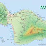 Maui Maps | Go Hawaii   Printable Map Of Maui