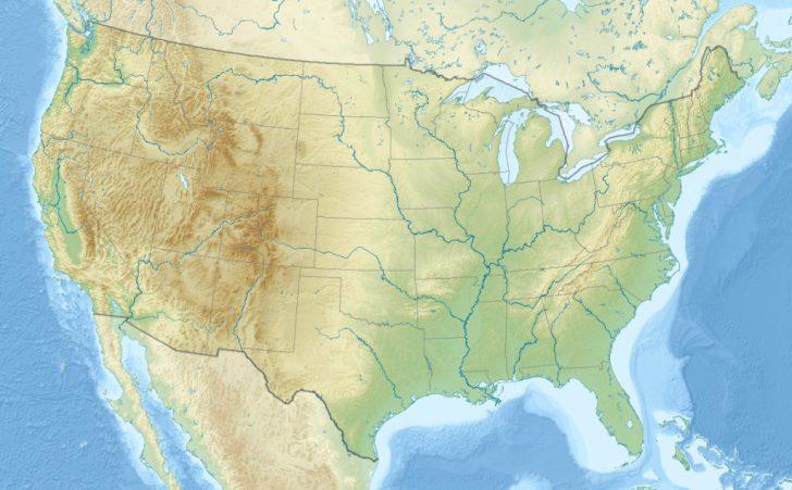 Mcfarland California Map