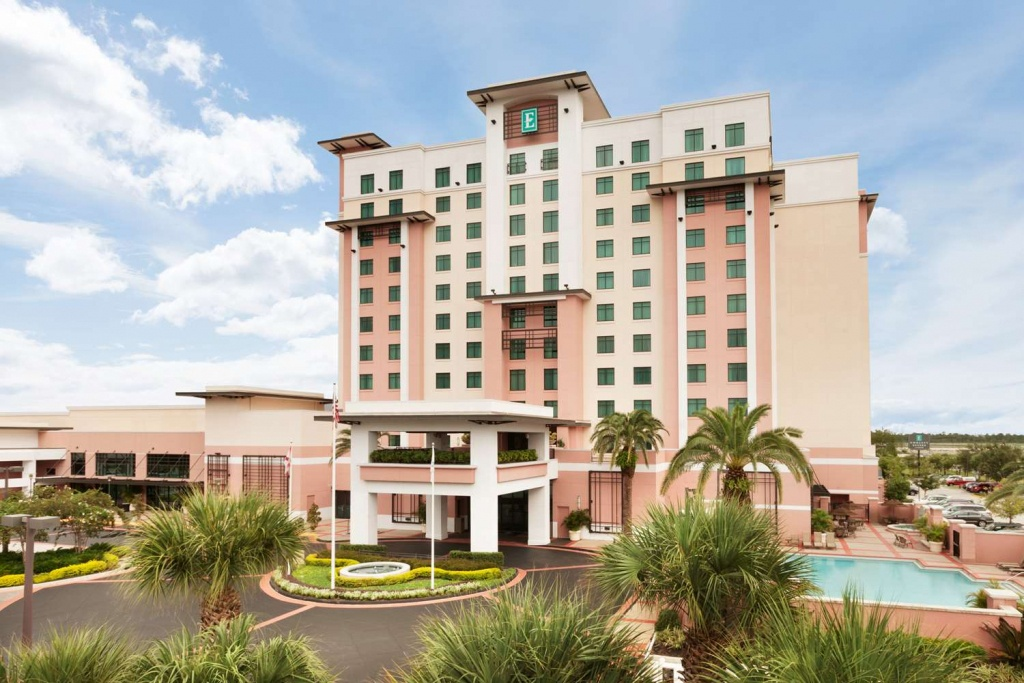 Meetings And Events At Embassy Suiteshilton Orlando Lake Buena - Embassy Suites Florida Locations Map