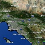 Mega Doppler 7000 Hd | Los Angeles Weather News | Abc7   Southern California Weather Map