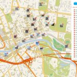 Melbourne Printable Tourist Map In 2019 | Free Tourist Maps   Melbourne Cbd Map Printable
