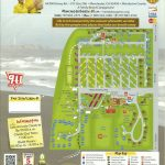 Mendocino Koa Campground Site Map | Camping Research In 2019   California Camping Sites Map