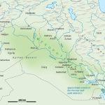 Mesopotamia – Wikipedia – Free Printable Map Of Mesopotamia