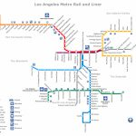 Metro Rail And Liner Los Angeles Map Www.conceptdraw   California Metro Rail Map