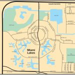 Miami Lakes Map   Map Of Miami Lakes (Florida   Usa)   Miami Lakes Florida Map