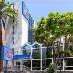 Motel 6 Hollywood Los Angeles Hotel | Hotels Near Hollywood Walk Of Fame   Motel 6 California Map