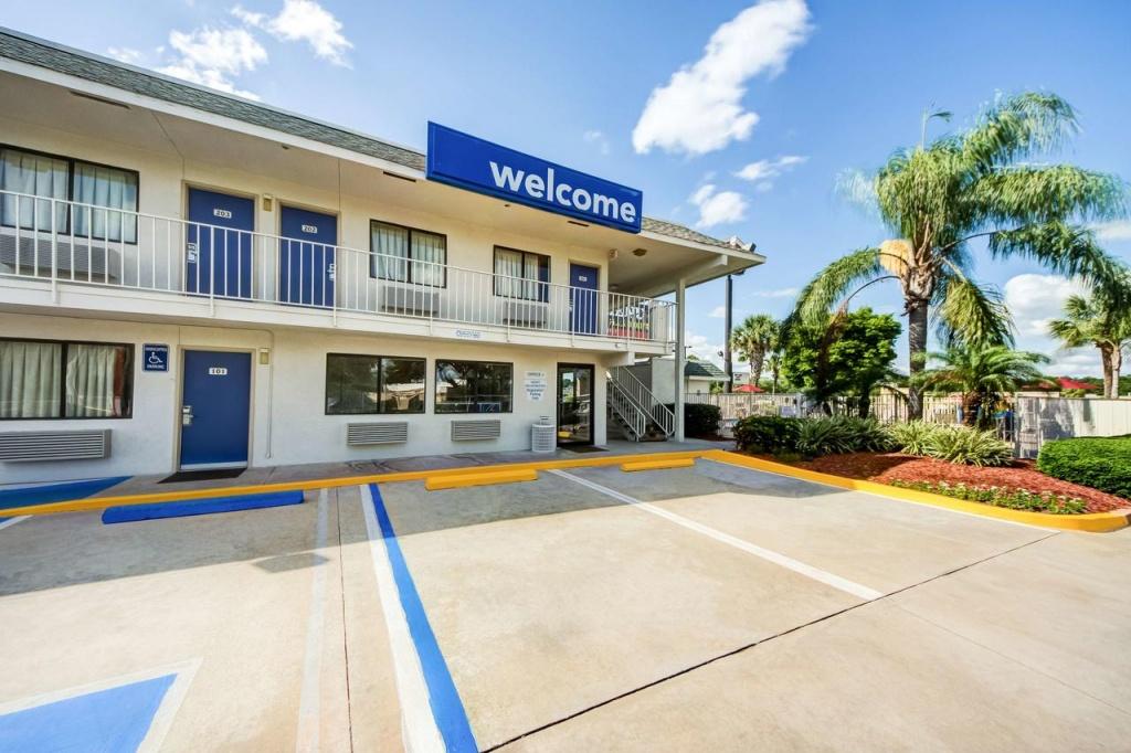 Motel 6 - Lakeland, Lakeland – Updated 2019 Prices - Lakeland Florida Hotels Map