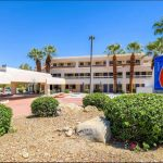 Motel 6 Palm Springs Downtown Hotel In Palm Springs Ca ($55+   Motel 6 California Map