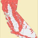 Mountain Lions Drop Deer Population In California | Harvesting Nature   Mountain Lions In California Map