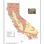 Mountain Lions In California Map | Woestenhoeve   Mountain Lions In California Map