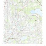 Mytopo Casselberry, Florida Usgs Quad Topo Map   Casselberry Florida Map