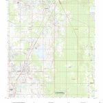 Mytopo Davenport, Florida Usgs Quad Topo Map   Davenport Florida Map