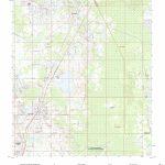 Mytopo Davenport, Florida Usgs Quad Topo Map   Davenport Florida Map