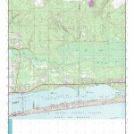 Mytopo Navarre, Florida Usgs Quad Topo Map   Navarre Florida Map