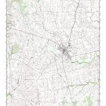 Mytopo Shiner, Texas Usgs Quad Topo Map – Shiner Texas Map