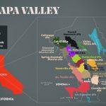 Napa Valley | Sevenfifty Daily   California Ava Map