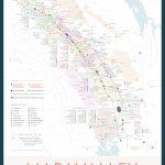 Napa Valley Wine Country Maps   Napavalley   Napa California Map