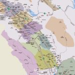Napa Valley Winery Map | Plan Your Visit To Our Wineries   Napa California Map