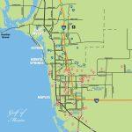 Naples Daily News Community Locator Map   Bonita Beach Florida Map