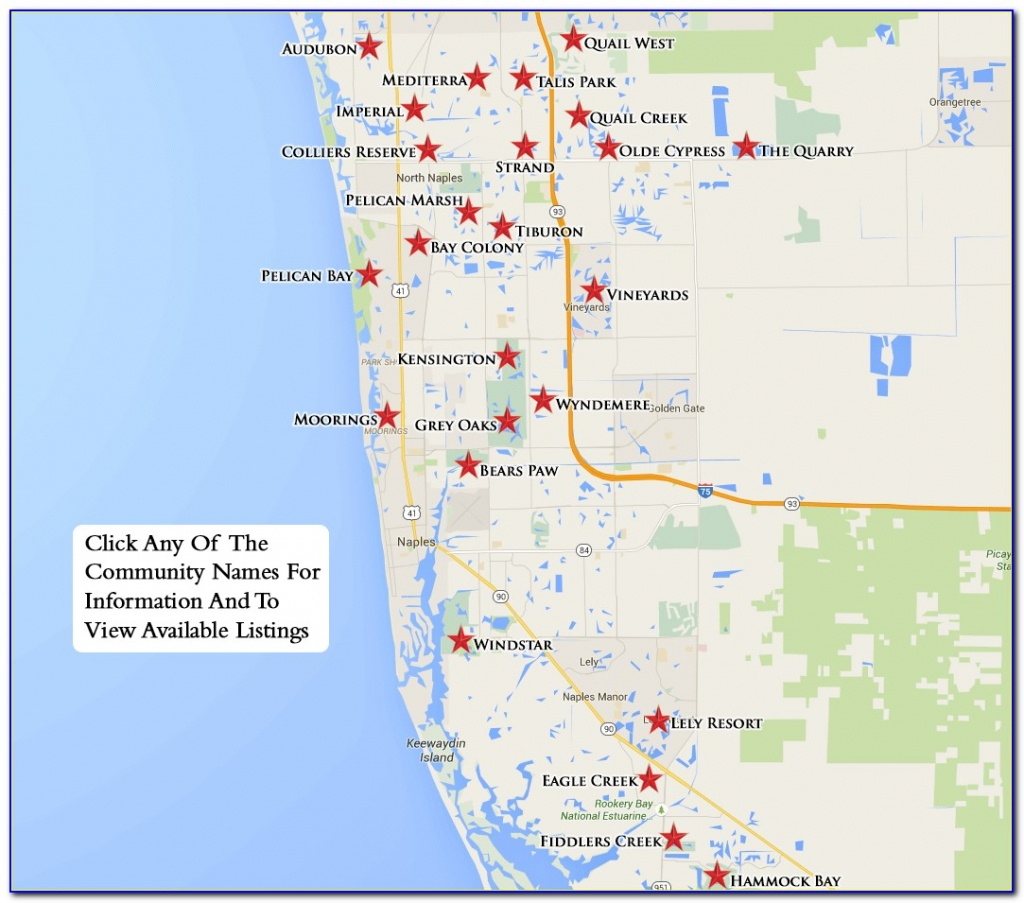 Naples Florida Real Estate Map Search - Maps : Resume Examples - Naples Florida Flood Zone Map