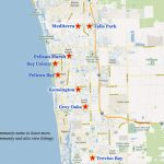 Naples Golf Communities Map   Map Of Bonita Springs And Naples Florida