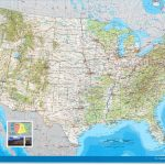 National Atlas Of The United States   Wikipedia   Printable Topographic Map Of The United States