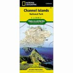 National Geographic Channel Islands Np Trails Illus Topo Map   Ca   National Geographic Topo Maps California