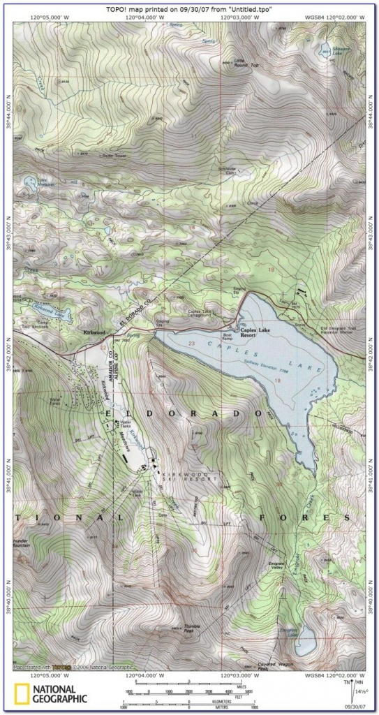 National Geographic Topo Maps California - Maps : Resume Examples - National Geographic Topo Maps California