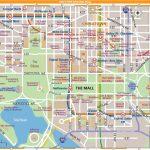 National Mall Map In Washington, D.c. | Wheretraveler   Printable Walking Map Of Washington Dc