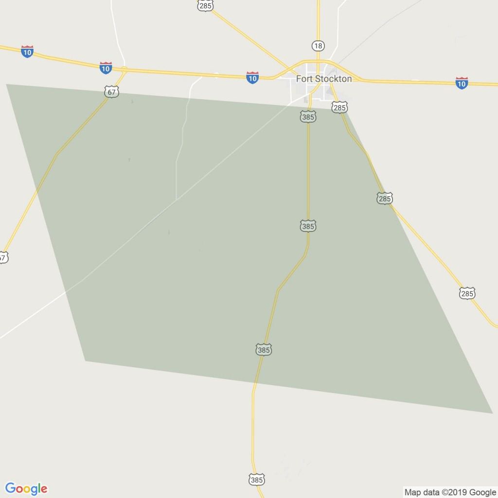 National Weather Service Has Issued A Tornado Warning For Pecos, Tx - Pecos Texas Map