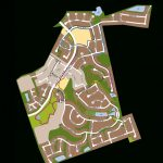 Neighborhood Map | Rancho Sienna, Georgetown, Tx   Sienna Texas Map