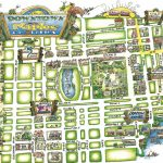 New Map Points The Way For Walking Around Naples | Naples Florida Weekly   Naples On A Map Of Florida