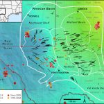 New Map Profiles Induced Earthquake Risk | Stanford News   Texas Wind Direction Map
