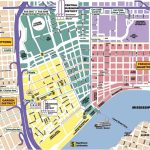 New Orleans Area Maps | On The Town   Printable Map Of New Orleans