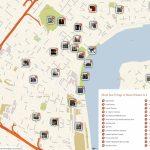 New Orleans Printable Tourist Map | Free Tourist Maps ✈ | New   New Orleans Street Map Printable