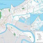 New Orleans Street Map   New Orleans Street Map Printable