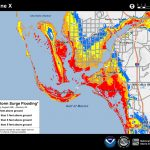 New Storm Surge Maps Show Deadliest Areas During Hurricane | Weatherplus   Naples Florida Flood Map