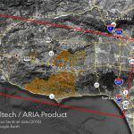 News | Nasa's Aria Maps California Wildfires From Space   Map Of Northern California Campgrounds