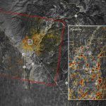 News | Updated Nasa Damage Map Of Camp Fire From Space   Map Of Northern California Campgrounds