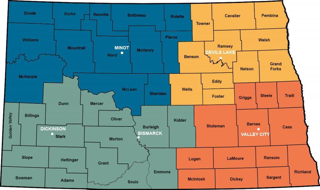 North Dakota Contacts   Usda Rural Development - Usda Loan Florida Zone Map