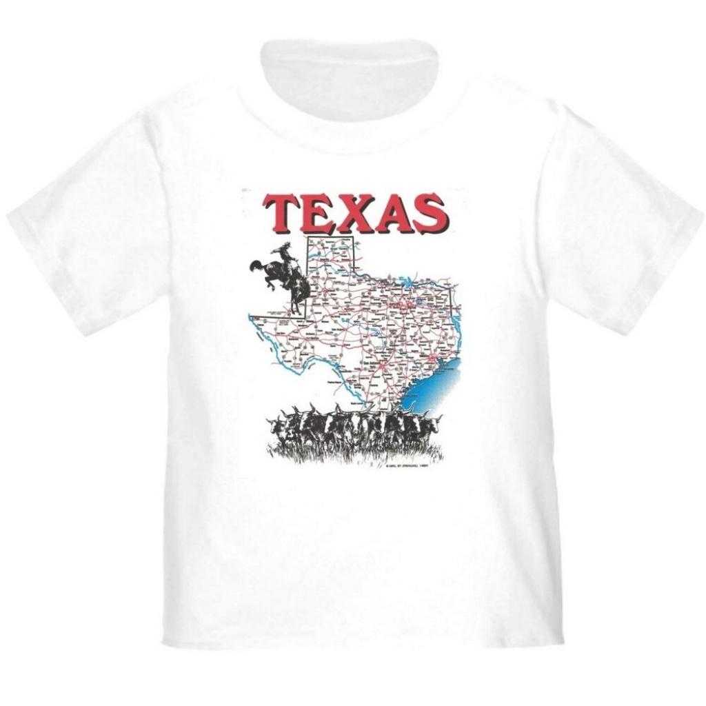 Novelty T-Shirt States Texas Map   Ebay - Texas Not Texas Map T Shirt