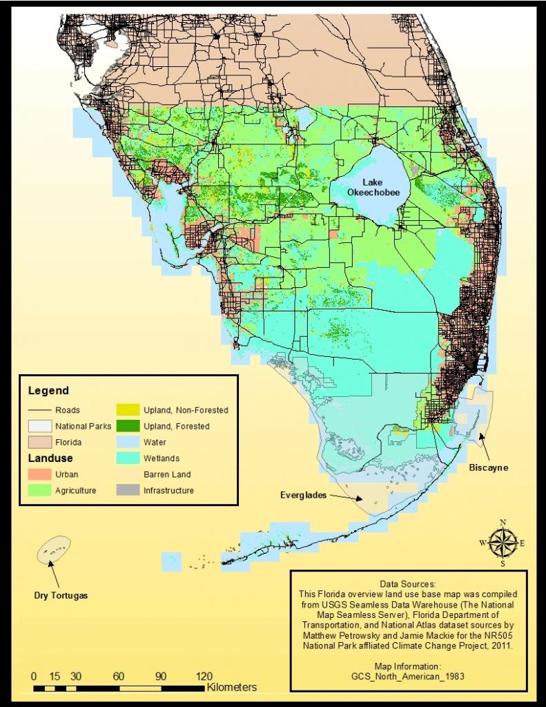 Nr505 :: Base Maps - Florida Land Use Map